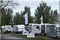 SD3434 : Hymer Club UK Rally 2008, Marton Mere Holiday Village by Terry Robinson