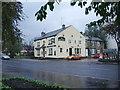 SE1422 : The Black Swan , Briggate, Brighouse by Alexander P Kapp