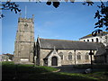 SW6440 : Camborne Parish Church by Rod Allday