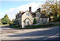 TQ5343 : Almshouses, Penshurst by N Chadwick