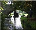 SJ9003 : Marsh Lane Bridge (2) , Wolverhampton by Roger  Kidd