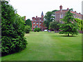 TL4558 : Jesus College, Cambridge by Peter Church