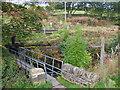 SE0335 : Railway path by John Poyser