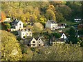 ST8498 : Properties in Harleywood, Nailsworth by Brian Robert Marshall: Week 45