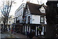 TQ5838 : Duke of York, The Pantiles by Nigel Chadwick