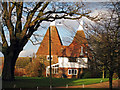 TQ6742 : Oast House, Brenchley Manor, Brenchley Road, Brenchley, Kent by Oast House Archive