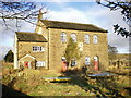 SE0629 : Mount Zion Methodist Church, Upper Brockholes by Alexander P Kapp
