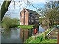 SK2624 : Burton Flour Mill, Winshill by John Beresford