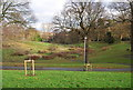 TQ5940 : Boggy hollow, Grosvenor Recreation Ground by N Chadwick