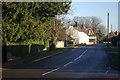 TL1372 : High Street, Spaldwick by Stephen McKay