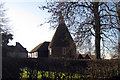 TQ9740 : Old Chilmington Oast, Chilmington Green, Great Chart, Kent by Oast House Archive