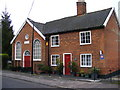 TM3969 : Former Methodist Chapel & Caretaker's Cottage by Adrian Cable
