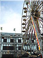 SK3587 : Christmas Big Wheel in Barkers Pool : Week 50