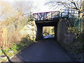 SP5201 : Sandford Lane by Shaun Ferguson