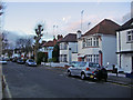 TQ2487 : Beechcroft Avenue, Golders Green by David Howard