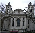 TQ3079 : St Johns Smith Square Westminster London by PAUL FARMER