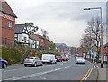 SJ5178 : High Street, Frodsham by Richard Dorrell