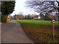 TM4469 : Westleton Village Green & The Hill by Adrian Cable