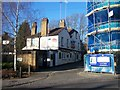TQ7655 : The British Queen Pub, Maidstone by David Anstiss