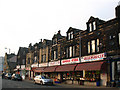 SD9424 : Hussain Brothers, Halifax Road, Todmorden by Stephen Craven