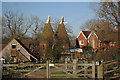 TQ5425 : The Oasts, Broadreed Farm, Criers Lane, Five Ashes, East Sussex by Oast House Archive