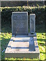 SO9975 : Grave of Lord and Lady Austin - Herbert Austin the motor manufacturer. by Roy Hughes