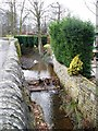 SE2807 : Stream flows through Tivy Dale by SMJ
