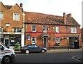 SU9382 : Burnham: The George Inn by Nigel Cox