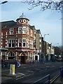 TQ9274 : Windsor Bar Pub and Royal Hotel, Sheerness by David Anstiss