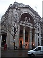 The centre of the BBC's World Service output takes place at this building - Bush House