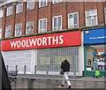 SP0793 : Closed Woolworths, Hawthorne Road Kingstanding by Roy Hughes