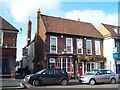 TQ6857 : Joiners Arms Pub, West Malling by David Anstiss
