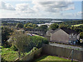 SX4660 : View of Cornwall from Whitleigh, Plymouth by Mick Lobb