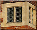 TA0225 : Beacon Garth, Hessle - Detail - Mullion Window by David Wright
