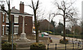 SD6505 : The War Memorial, Westhoughton by David Long