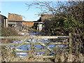 TL1391 : Rectory farm, Morborne by Michael Trolove