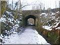 SD9806 : Wall Hill Road Bridge, Dobcross by Alexander P Kapp