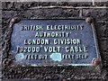 TQ3682 : British Electricity Authority by Peter Thwaite