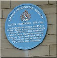 Photo of Blue plaque number 7993