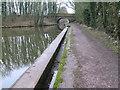 SJ9380 : Macclesfield Canal near Springbank Lane bridge by Chris Wimbush