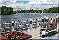 SJ8471 : Redes Mere, Siddington, Cheshire by Geoff Royle