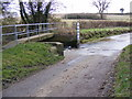 TM3258 : Ford and Ford Road, Marlesford by Adrian Cable