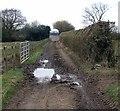 SP9205 : Ashotts Lane, Asheridge Farm - view SW by Rob Farrow