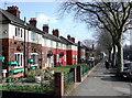 TA0527 : Hessle Road, Hull : Week 9