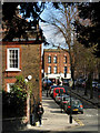 TQ2685 : Church Row, Hampstead by Stephen McKay