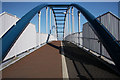 TL4761 : The Jane Coston Cycle Bridge by Bob Jones