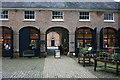 SX5255 : The Coach Houses at Saltram by Adrian Platt
