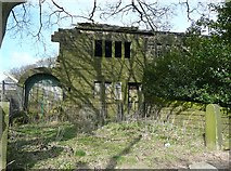 SE0027 : Manor House cottage and barn, Mytholmroyd by Humphrey Bolton