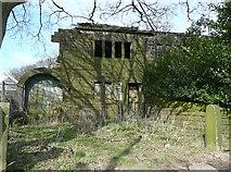 SE0027 : Manor House cottage and barn, Mytholmroyd by Humphrey Bolton
