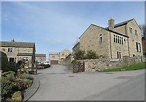 SE0027 : Daisy Bank, Wadsworth Lane, Mytholmroyd by Humphrey Bolton